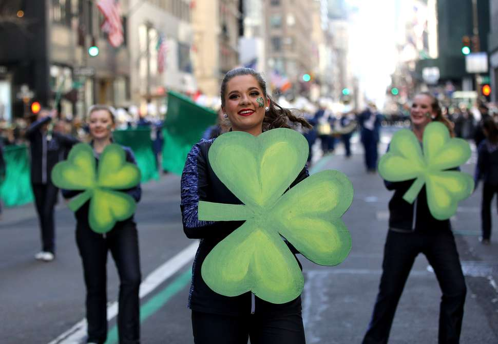 Phoenix St Patricks Day Events 2020.St Patrick S Day Parade In Nyc 2019 Route Time Weather