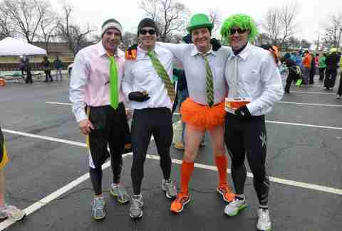 St. Paddy's Day 5K & 8K Run/Walk Chicago