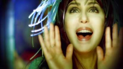 cher believe video