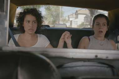 getting there broad city