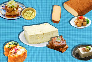 The Definitive Guide to Tofu Styles