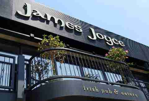 James Joyce Irish Pub Baltimore