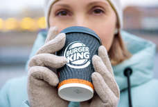 Burger King Is Taking on McDonald's and Starbucks With a New $5/Month Coffee Subscription