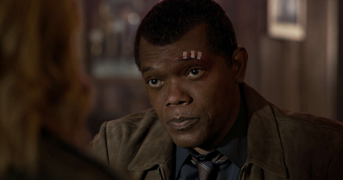 How Did They Make Samuel L. Jackson Young in Captain Marvel ...