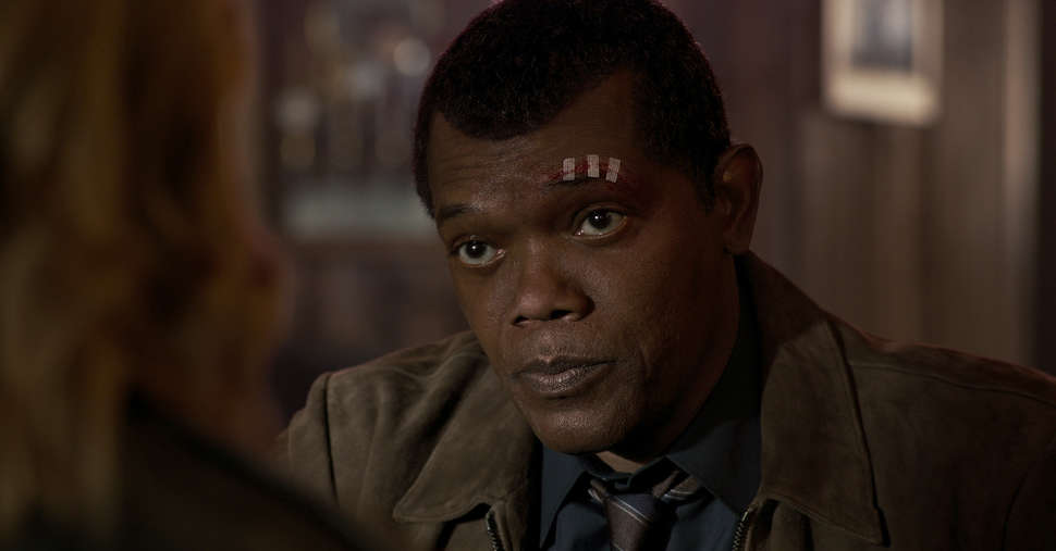 How Did They Make Samuel L  Jackson Young in Captain Marvel