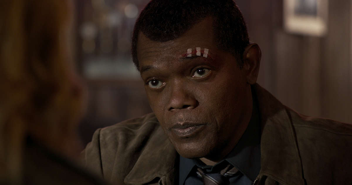 How Did They Make Samuel L  Jackson Young in Captain Marvel? - Thrillist
