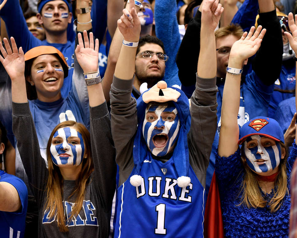 6c9ea8f6 Most Obnoxious College Basketball Fans, Ranked - Thrillist