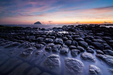 ToFu-Rock, HoPing Island, Taiwan