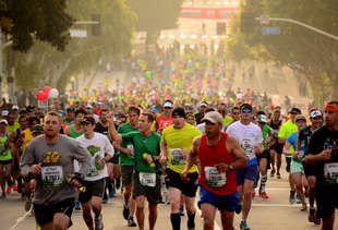 Everything You Need to Know About This Year's LA Marathon
