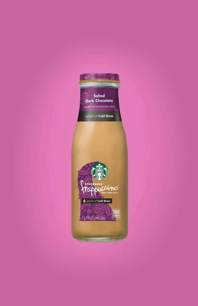 Starbucks Triple Shot And Bottled Frappuccino Drinks