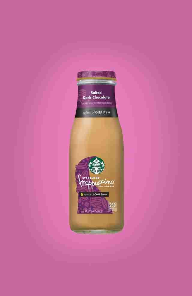 Starbucks Triple Shot And Bottled Frappuccino Drinks