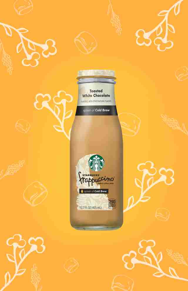 Toasted White Chocolate Frappuccino