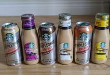 We Got Jacked Up on Starbucks' New Energy Drinks and Bottled Frappuccinos