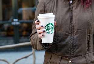All Espresso Drinks Are 50% Off at Starbucks Today