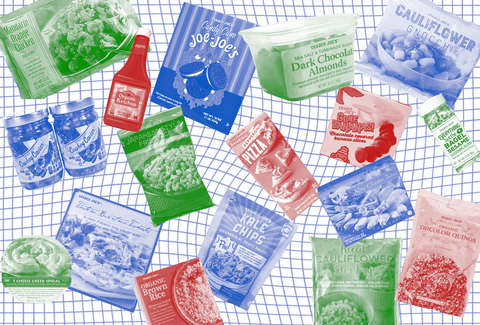 The 50 Essential Trader Joes Foods