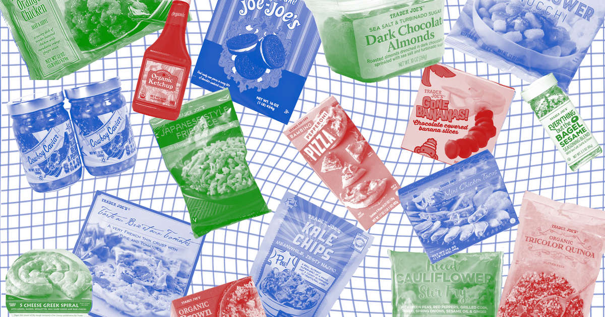 The 50 Essential Trader Joe's Foods