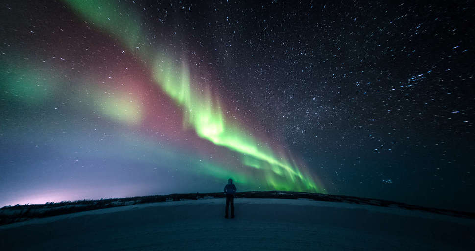 The Northern Lights Will Be Visible Over the U.S. This Weekend. Here's How to See It.
