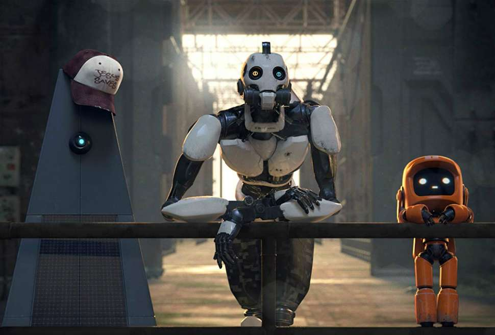 Love, Death,  Robots Netflix Review Series Has Roots In Cult Classic - Thrillist-6492