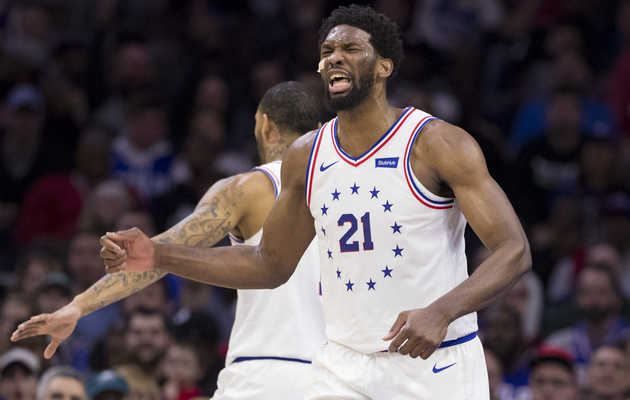 NBA All-Star Joel Embiid, Noted Food-Eater, Apparently Hates Pizza