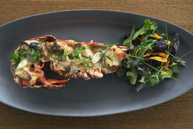 Perry Street Lobster Thermidor