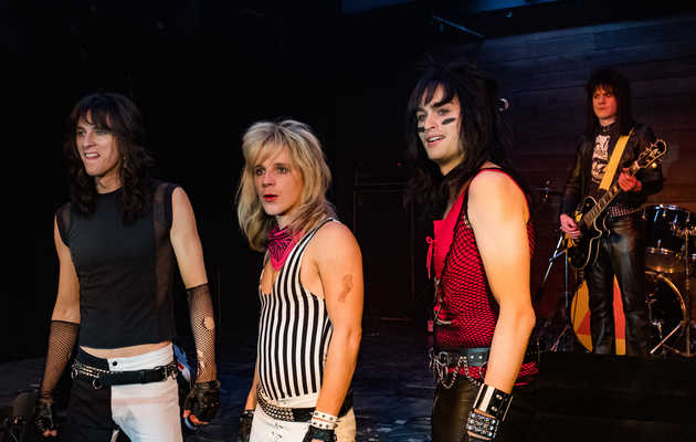 How the Actors in Netflix's 'The Dirt' Learned to Perform Like Mötley Crüe