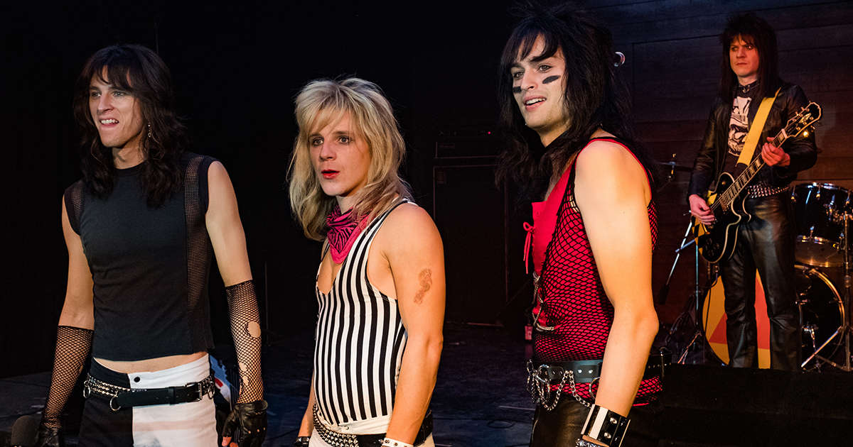 The Dirt Netflix Movie: Is the Cast Really Playing Mötley Crüe's Songs? - Thrillist