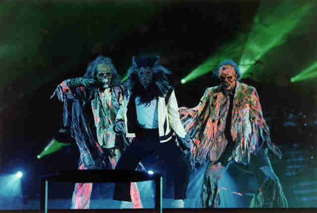thriller performance