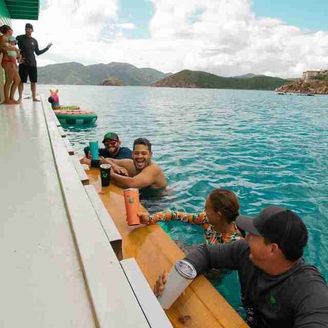 Lime Out: The Floating Taco Shack & Cocktail Bar In US