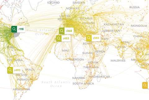 Escape: New Search Engine Finds Cheapest Flights From Any Location ...