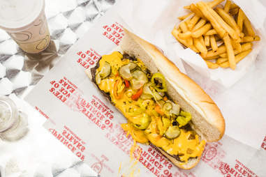 Steve's Prince of Steaks has some of Philly's best.