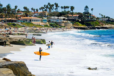 San Diego's shorelines have unparalleled views.