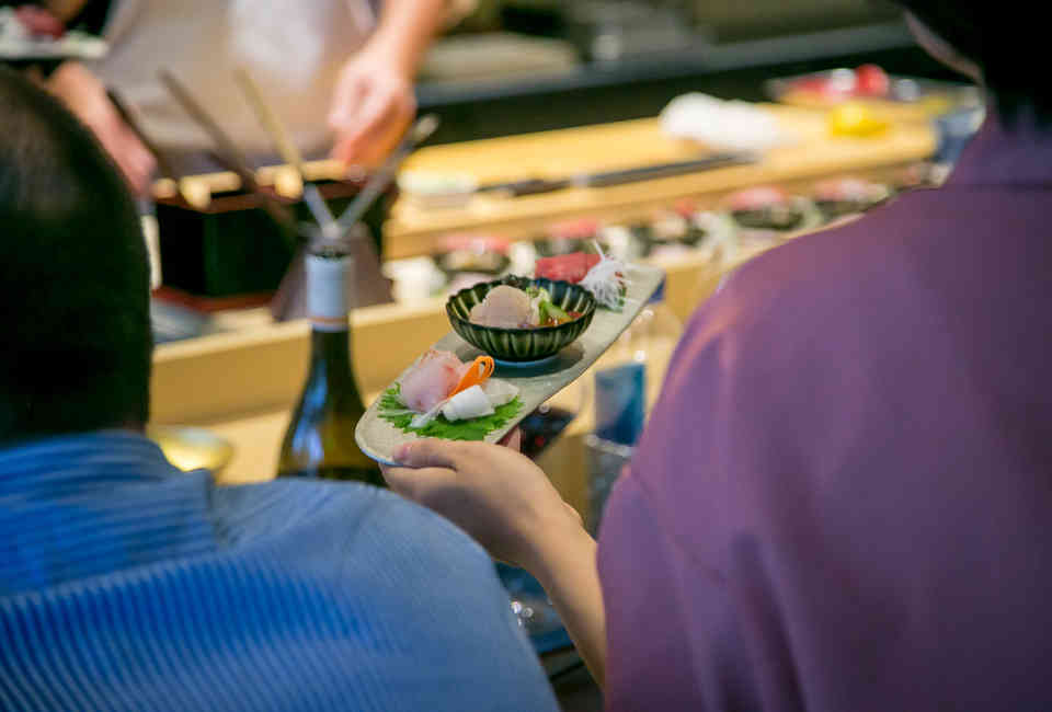 Best Sushi in San Francisco: Top SF Sushi Spots and