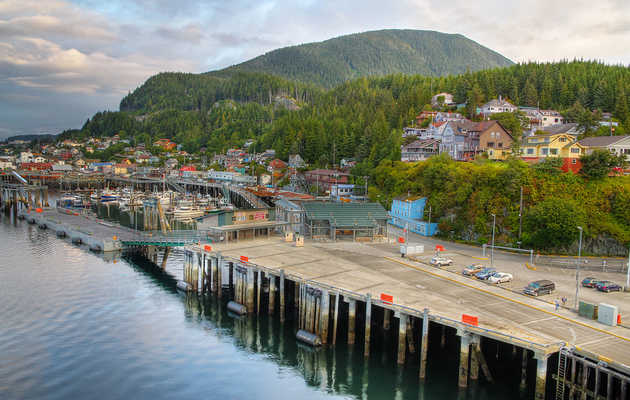 How To Spend A Day In Ketchikan, Alaska Complete With Food, Drinks And Lumberjacks