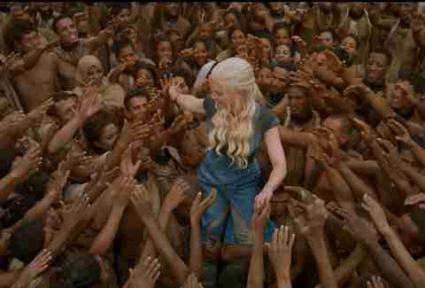 mhysa game of thrones