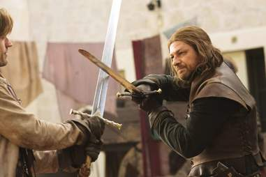 the wolf and the lion game of thrones