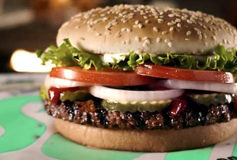 Burger King Impossible Whopper Review: Whopper vs Impossible