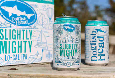 Dogfish Slightly Mighty