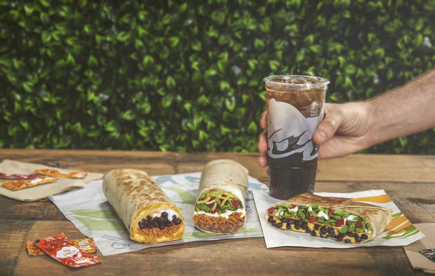 Taco Bell's Testing a New Vegetarian Menu, and We Got a Taste