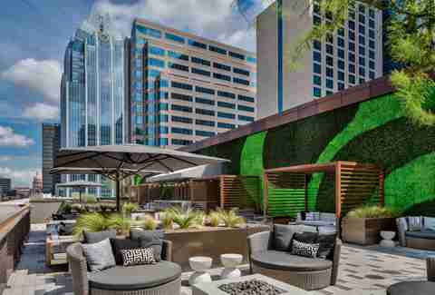 JW Marriott Austin Edge