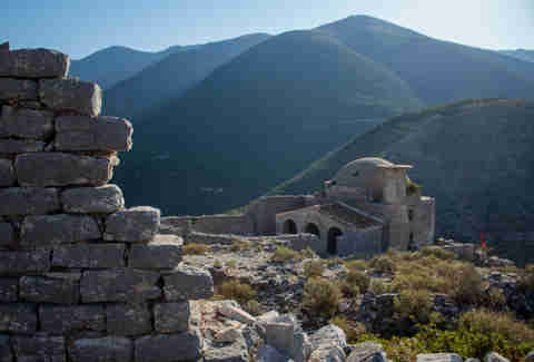 Albanian Riviera, Albania