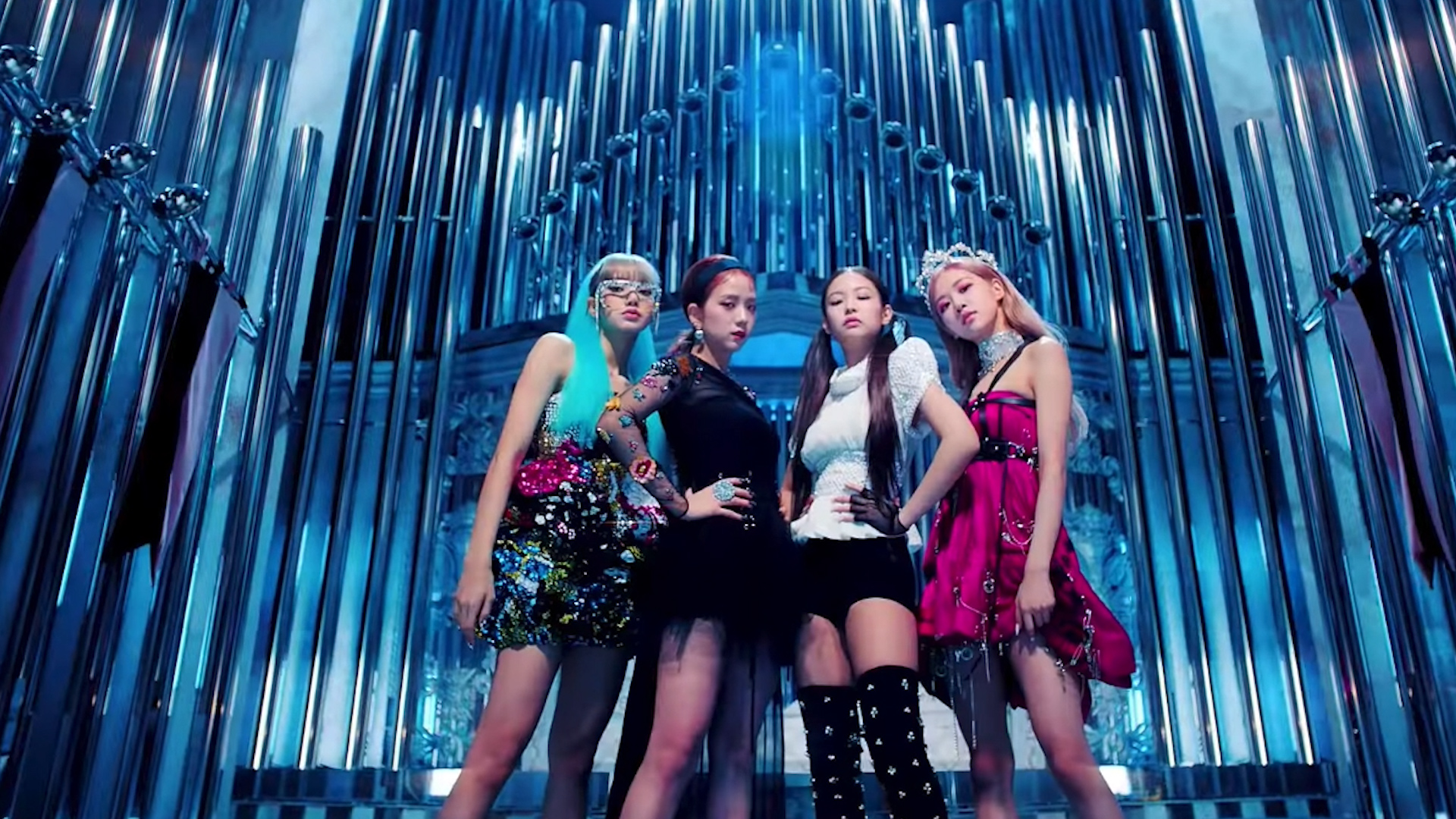 K Pop Group Blackpink Smashes Youtube Record With Kill This