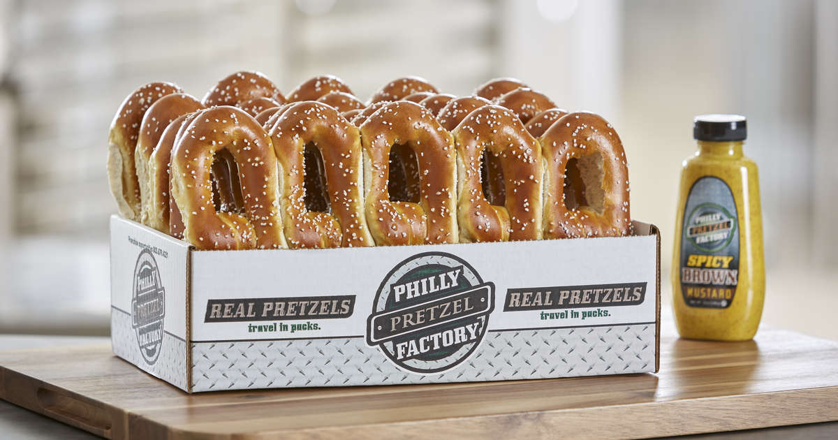 Everywhere You Can Get Free & Cheap Food for National Pretzel Day