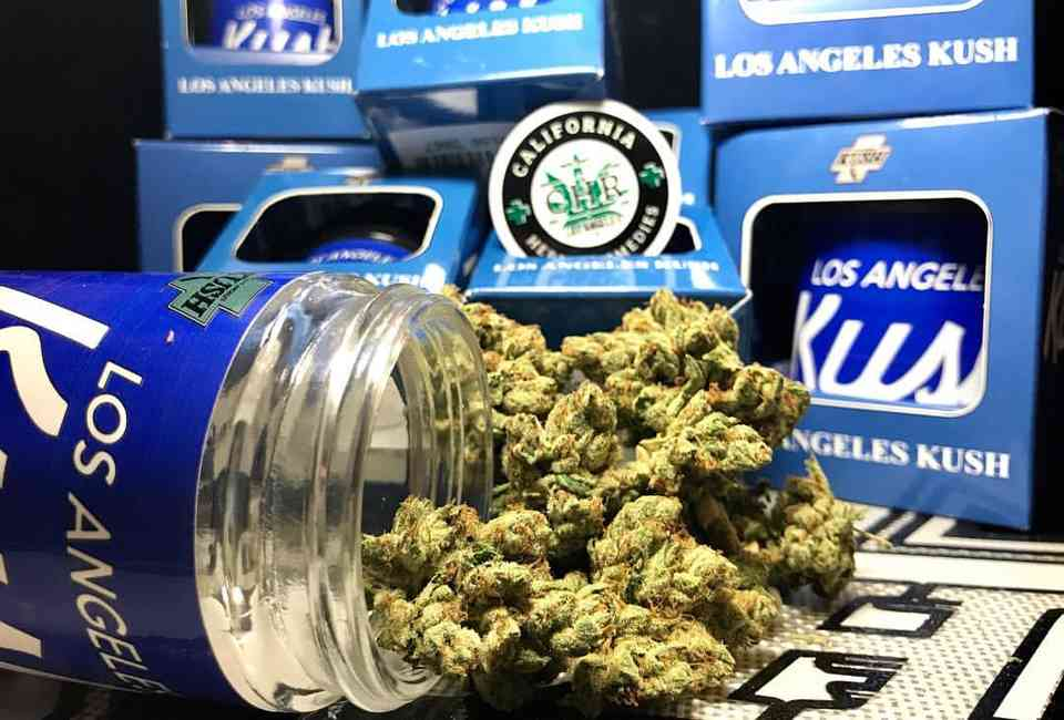 Best Recreational Marijuana Dispensaries in Los Angeles: Where to