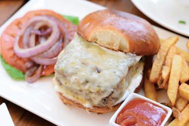 maverick burger