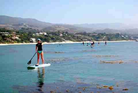 paddle method