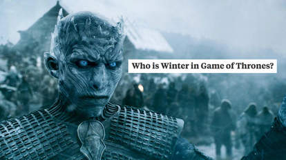 game of thrones quora night king