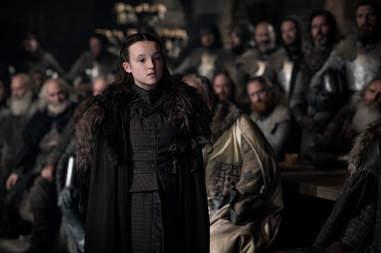lyanna game of thrones premiere