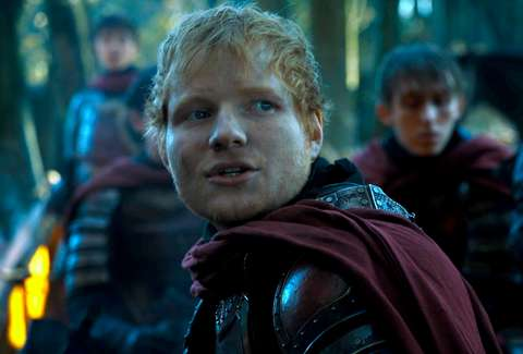 ed sheeran game of throens