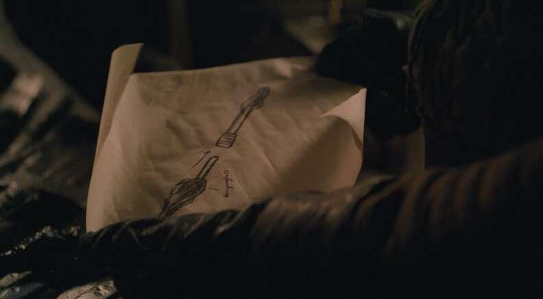 game of thrones arya stark weapon
