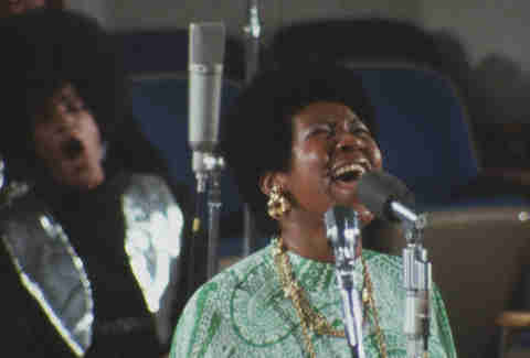 aretha franklin amazing grace documentary